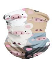 Piggy Cuteness Neck Gaiter front