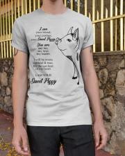Pig Poem Classic T-Shirt apparel-classic-tshirt-lifestyle-21