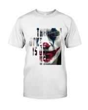 The joker is on us  Classic T-Shirt thumbnail