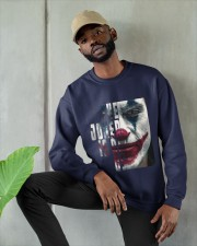 The joker is on us  Crewneck Sweatshirt apparel-crewneck-sweatshirt-lifestyle-front-08