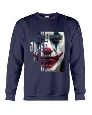 The joker is on us  Crewneck Sweatshirt front