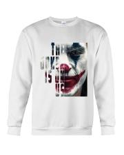 The joker is on us  Crewneck Sweatshirt thumbnail