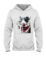 The joker is on us  Hooded Sweatshirt thumbnail