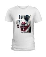 The joker is on us  Ladies T-Shirt thumbnail