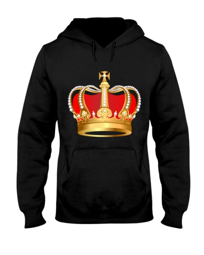 cool art gold crown pearl VIP jewels monarch