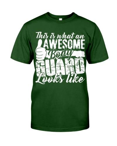 Awesome Body Guard Shirt