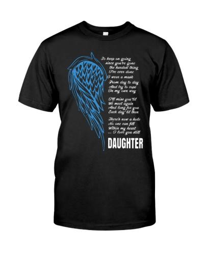 I Love You Still Daughter Shirt