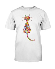 FLOWER CATS Classic T-Shirt front
