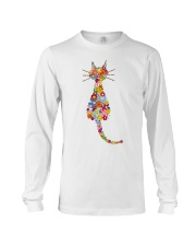 FLOWER CATS Long Sleeve Tee tile