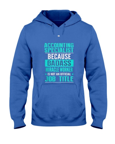 Accounting Specialist 3