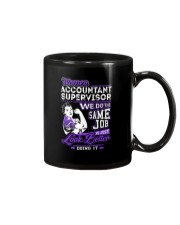 Accountant Supervisor Look Better Mug thumbnail