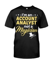 Account Analyst 2 Classic T-Shirt thumbnail