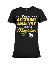 Account Analyst 2 Premium Fit Ladies Tee thumbnail