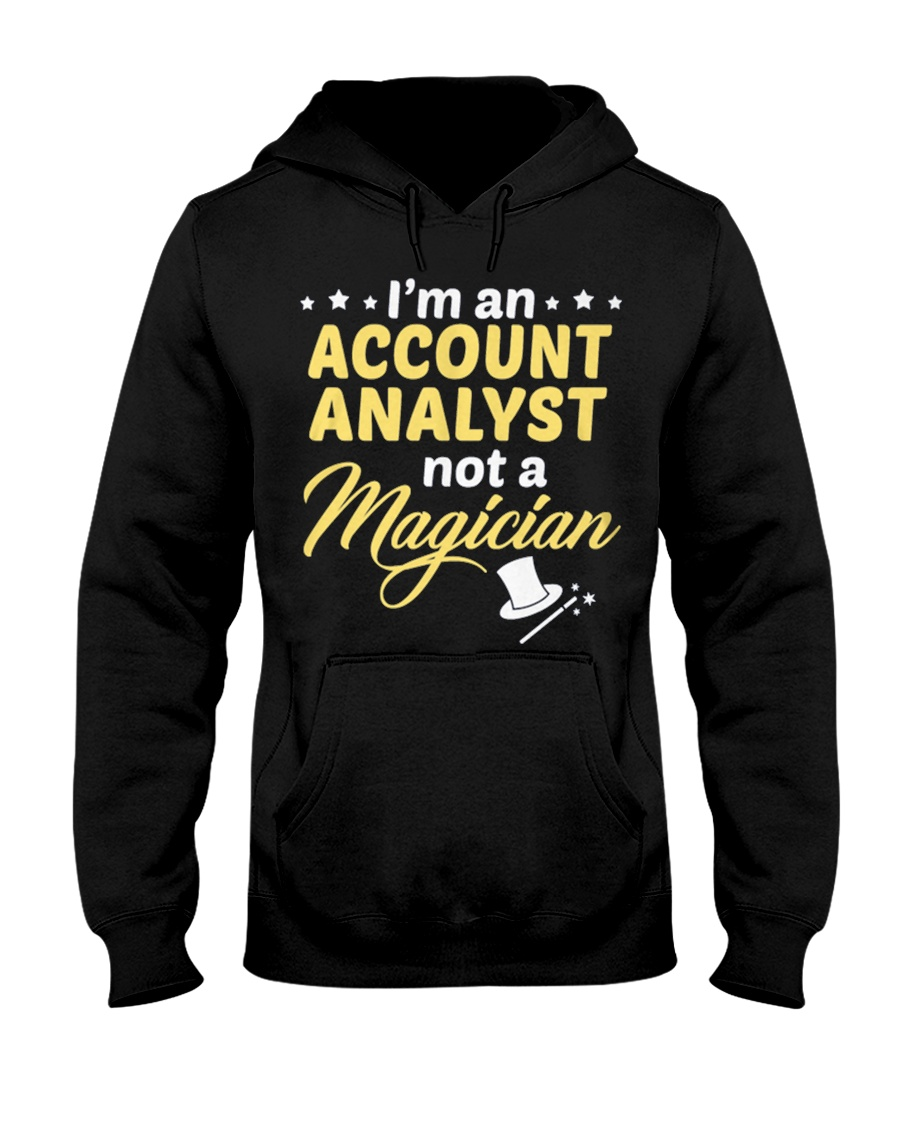 Account Analyst 2 Hooded Sweatshirt