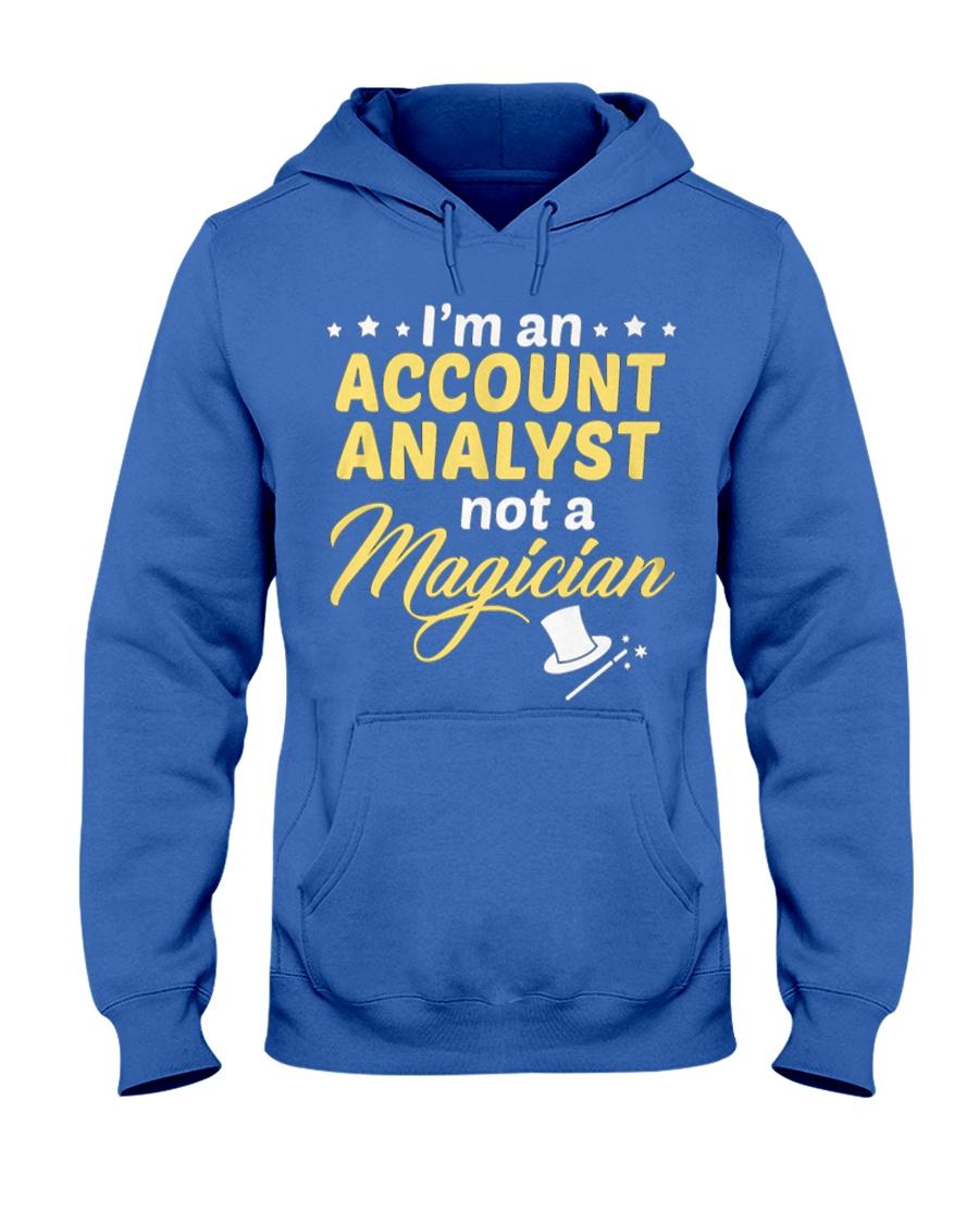 Account Analyst 2 Hooded Sweatshirt