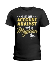 Account Analyst 2 Ladies T-Shirt thumbnail