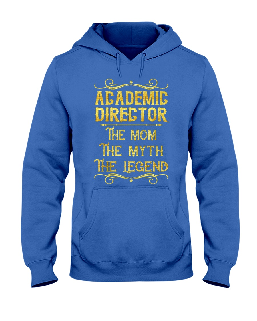 Academic Director Legend Hooded Sweatshirt