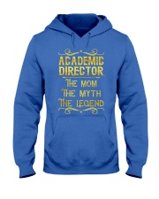 Academic Director Legend Hooded Sweatshirt front