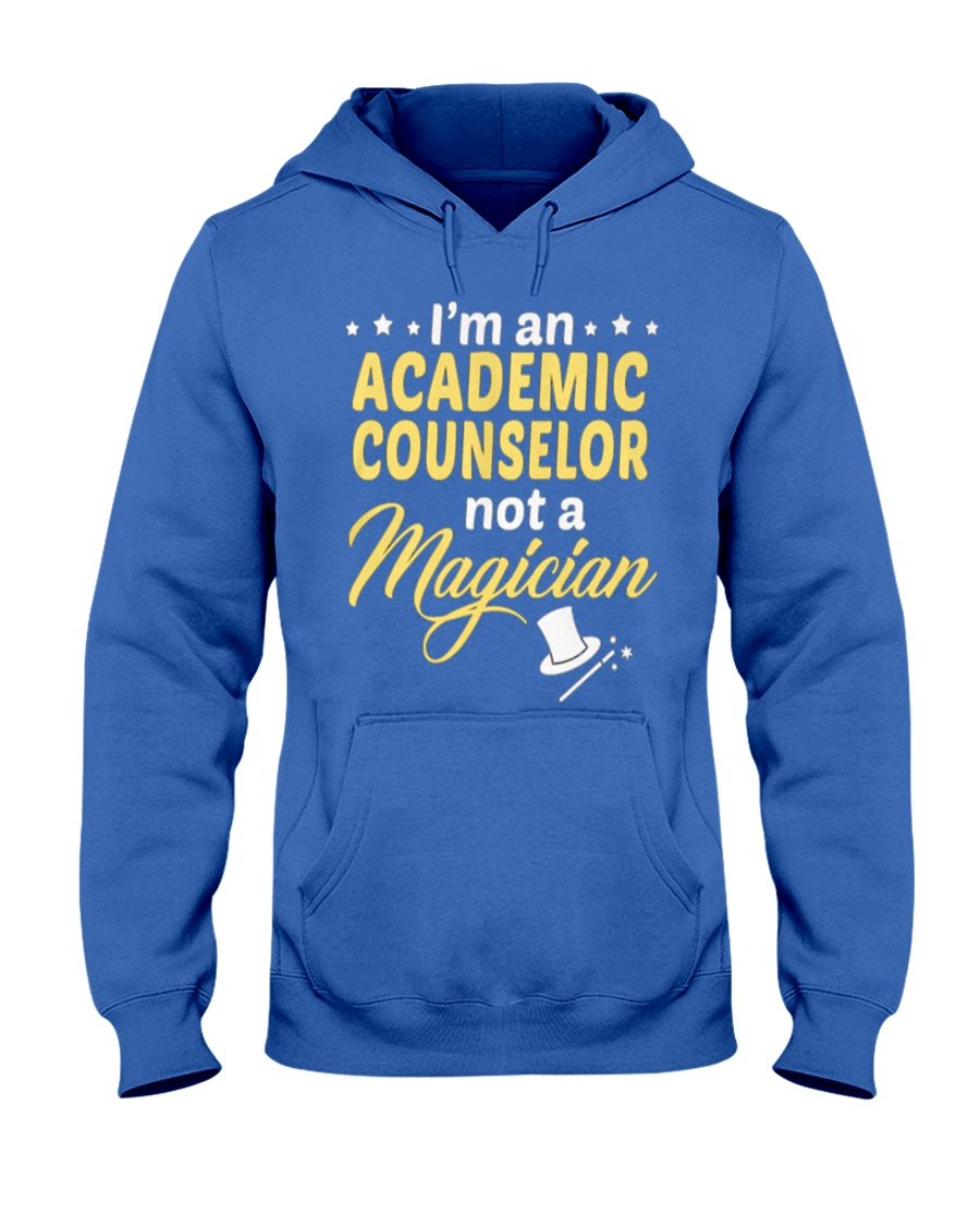 Academic Counselor 202459 Hooded Sweatshirt