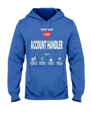 Account Handler Hooded Sweatshirt front