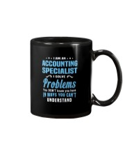 Accounting Specialist 5 Mug tile