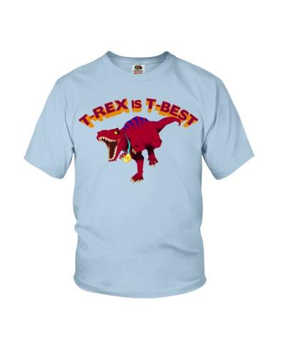 TRex is TBest