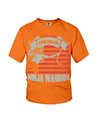 American Ninja warrior lovers