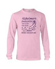 Alzheimers Daughter Long Sleeve Tee thumbnail