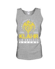 KLAHR - Endless Legend Name Shirts Unisex Tank thumbnail