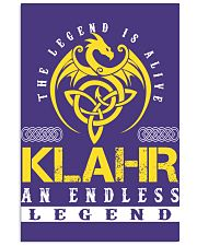 KLAHR - Endless Legend Name Shirts 11x17 Poster thumbnail