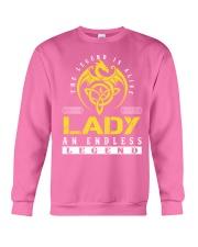 LADY - Endless Legend Name Shirts Crewneck Sweatshirt thumbnail