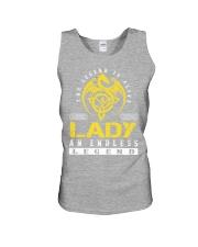 LADY - Endless Legend Name Shirts Unisex Tank thumbnail