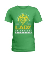 LADY - Endless Legend Name Shirts Ladies T-Shirt thumbnail