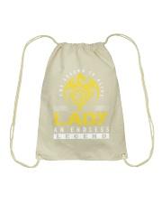 LADY - Endless Legend Name Shirts Drawstring Bag thumbnail
