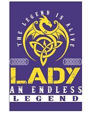 LADY - Endless Legend Name Shirts 11x17 Poster thumbnail