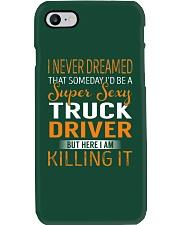 Truck Driver - Super Sexy Job Phone Case thumbnail