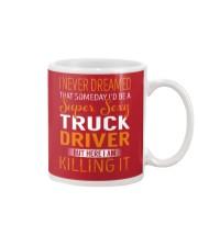 Truck Driver - Super Sexy Job Mug thumbnail