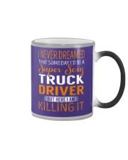 Truck Driver - Super Sexy Job Color Changing Mug thumbnail
