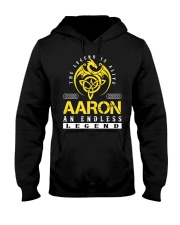 AARON - Endless Legend Name Shirts Hooded Sweatshirt front