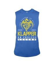 KLAPPER - Endless Legend Name Shirts Sleeveless Tee thumbnail