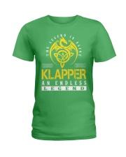 KLAPPER - Endless Legend Name Shirts Ladies T-Shirt thumbnail