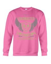 Loadmaster - Superpower Job Title Crewneck Sweatshirt thumbnail