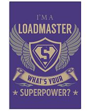 Loadmaster - Superpower Job Title 11x17 Poster thumbnail