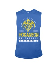 HOKANSON - Endless Legend Name Shirts Sleeveless Tee thumbnail