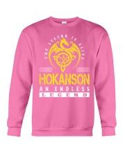 HOKANSON - Endless Legend Name Shirts Crewneck Sweatshirt thumbnail