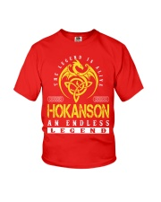 HOKANSON - Endless Legend Name Shirts Youth T-Shirt thumbnail