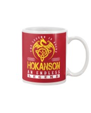 HOKANSON - Endless Legend Name Shirts Mug thumbnail