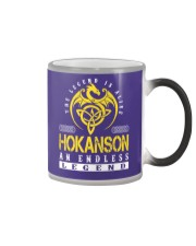 HOKANSON - Endless Legend Name Shirts Color Changing Mug thumbnail