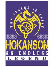 HOKANSON - Endless Legend Name Shirts 11x17 Poster thumbnail