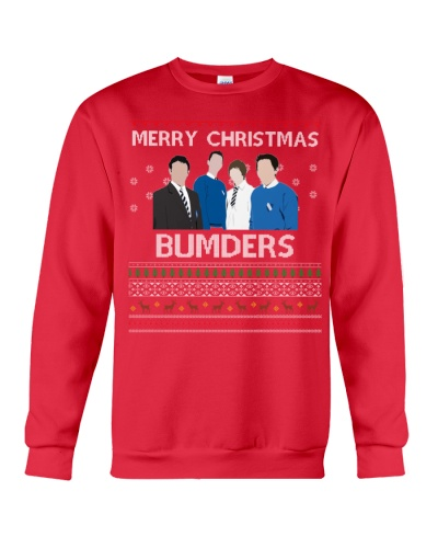 Limited Edition Merry Christmas Bumders